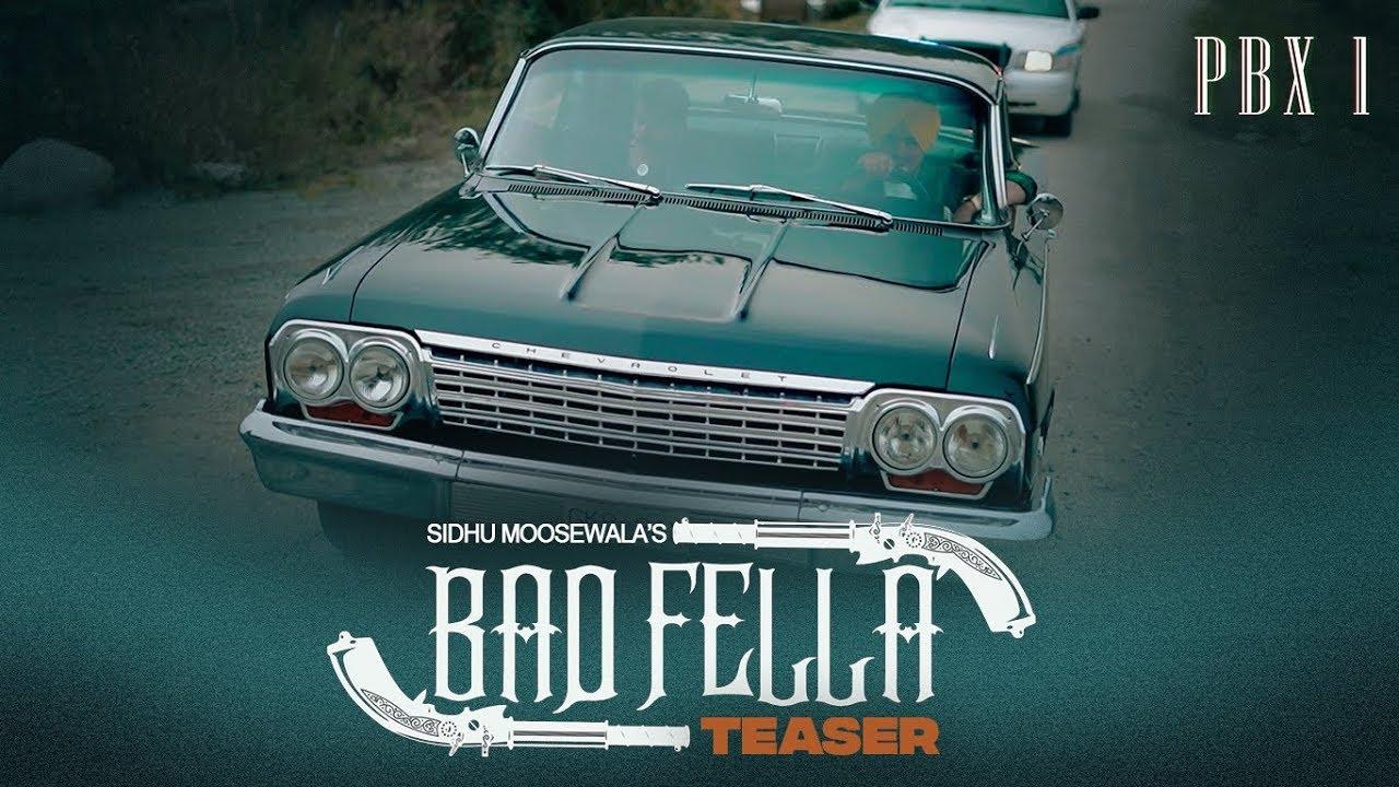 Song Teaser: Badfella    PBX 1   Sidhu Moose Wala   Harj Nagra    Full Video Releasing ►9 NOV Watch Online & Download Free