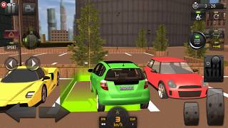 Car Driving Academy Reloaded / Car Parking Games / Android Gameplay FHD #2