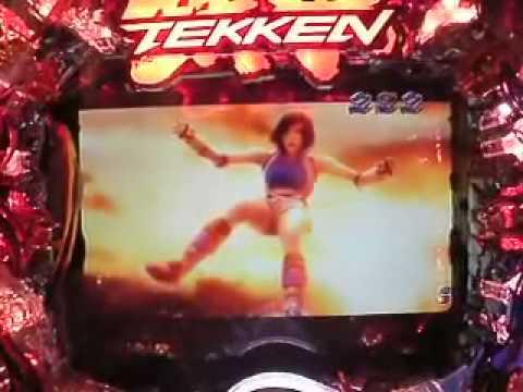 Tekken Pachislot - Asuka Kazama & Jin...