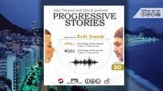 Jose Tabarez - Progressive Stories 050 [Apr 14 2017] on Pure.FM