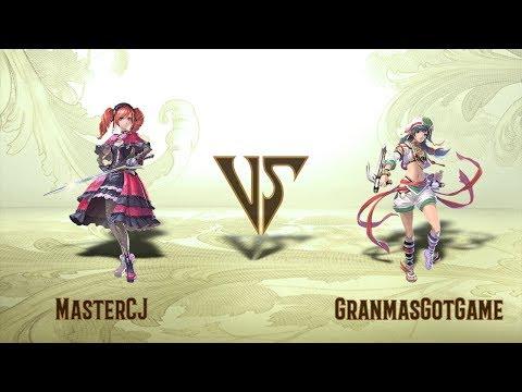 MasterCJ (Amy) VS GranmasGotGame (Talim) - Online Set (04.12.2019)