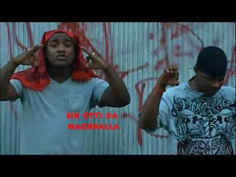 Sin Cyti And T Balla-Gang Sign/B's Up - YouTube