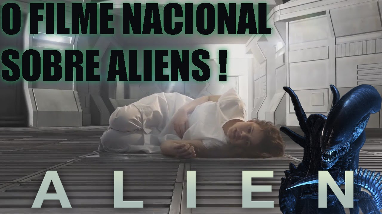 O FILME NACIONAL SOBRE ALIENS ! Entrevista com o Ator Sérgio Barreto