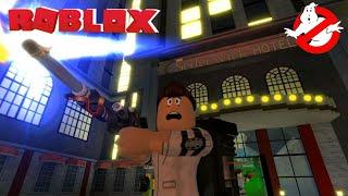 ROBLOX GHOSTBUSTERS ! || Roblox Gameplay || Konas2002
