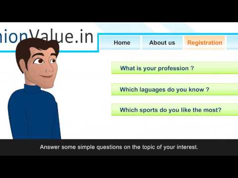 Online Survey Jobs Demo at OpinionValue.in