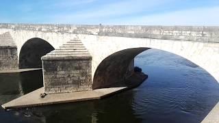 C'est magnifique!! Gien, la Loire, centre FRANCE,  07/10/2017
