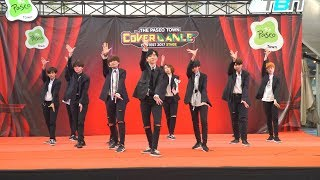 171125 Wannable cover Wanna One - Energetic +  Burn It Up @ The Paseo Town Cover Dance 2017