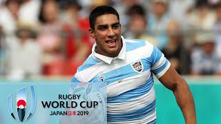 Rugby World Cup 2019: Argentina vs. Tonga   EXTENDED HIGHLIGHTS   9/28/19   NBC Sports