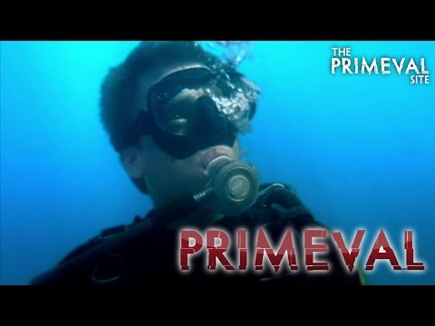 Primeval: Series 1 - Episode 3 - Cutter Swims in the Cretaceous Sea (2007)