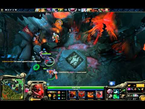 [Termiantion Corp] & friends in Dota 2, Axe vs all
