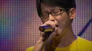 超人 - Mayday五月天冠佑 (D.N.A創造演唱會)