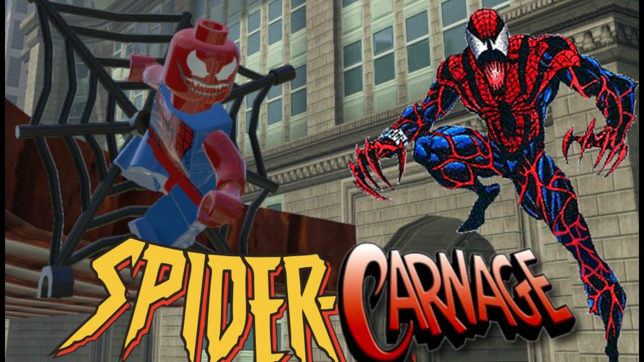 Venom Coloring Pages Lego Venom Spider Marvel Heroes: Carnage Coloring Pages Cyborg Coloring Pages • Letoan.co