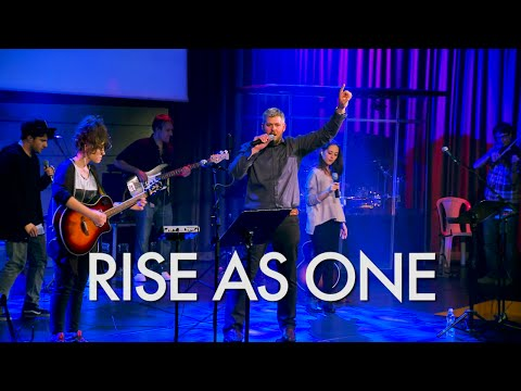Rise As One - LIVE WORSHIP!!! from Jerusalem, Israel
