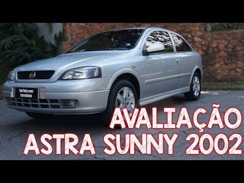 Avaliação Astra Sunny 2002 - Chevrolet Na Sua Melhor Forma!