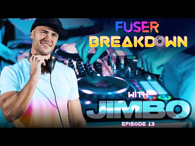 FUSER Breakdown - Episode 13