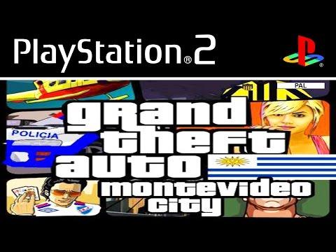 GTA MONTEVIDEO - QUE JOGO É ESSE PARA PLAYSTATION 2?