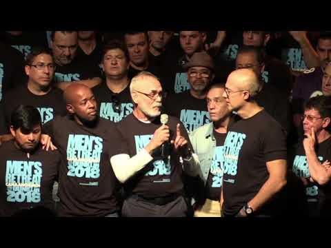 Testimonio 1, encuentro de Hombre #Canaanchurch 2018
