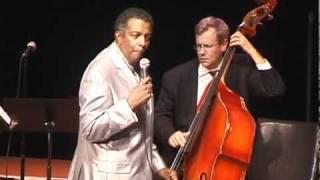 "Joe Bourne Sings ""Orange Colored Sky"""