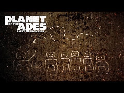Playlist Planet of the Apes: Last Frontier