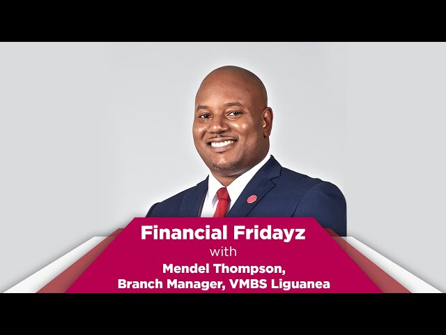 VMBS Financial Fridayz - How budgeting in a crisis can work for you!