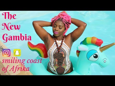 THE NEW GAMBIA | SMILING COAST OF AFRICA - part 1