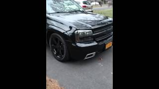 2008 Trailblazer SS cammed Idle clip & walk around
