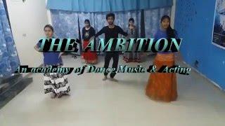jhumka gira re choreographed by suraj sharma