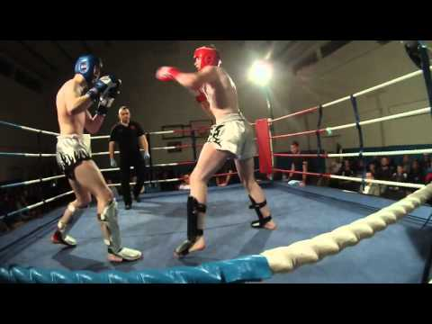 Patrick Maughan  Fight 2/3 round