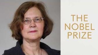 Elizabeth H. Blackburn: Nobel Prize in Physiology or Medicine 2009