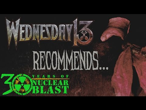 WEDNESDAY 13 - Wednesday Recommends... (OFFICIAL INTERVIEW)