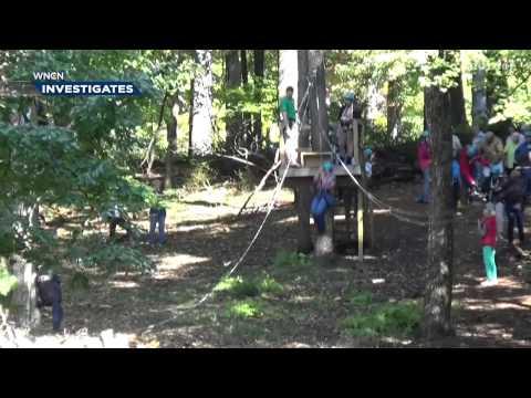 WNCN Investigates |  Ziplines