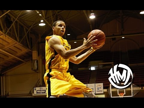 Steph Curry Goes OFF For 43 Points At San Francisco Pro Am! Crazy Handles
