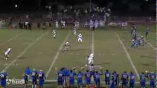 Steven Holmes Highlights (K) Senior Cardinal Newman High School