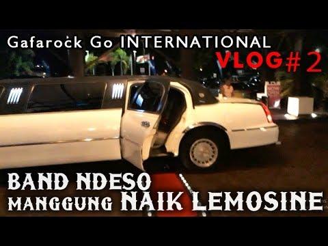 Band Ndeso Mengguncang SURINAME - Go International VLOG #2