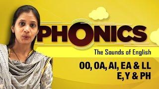 Phonics OO Sounds, OA AI EA Sounds, LL Sounds, Silent E, Y as Long as E, PH Sounds, Elephants Laugh Mp3