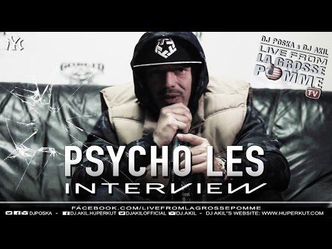 LGP Interview #4 - PSYCHO LES  - Dir. by DJ POSKA & DJ AKIL