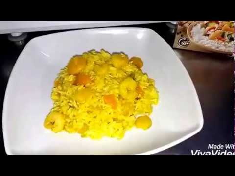 Arroz al curry recetas f ciles monsieur cuisine youtube - Youtube cuisine facile ...