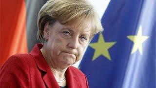Чего боится Ангела Меркель