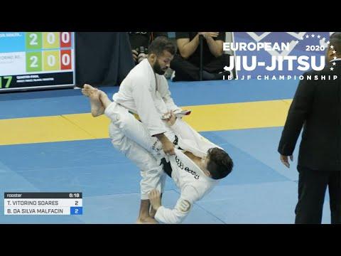 Thalison Soares VS Bruno Malfacine / European Championship 2020