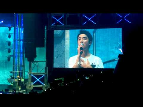 150817 exo约定【promise】The exo luxion in HK day2