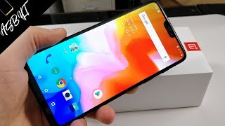 OnePlus 6 - UNBOXING & First Impressions REVIEW!