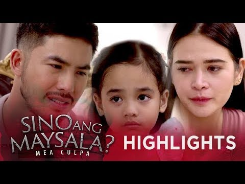 Drei And Juris Admit To Leyna That She Is Adopted | Sino Ang Maysala (With Eng Subs)