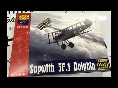 Copper State Models - Sopwith 5F.1 Dolphin