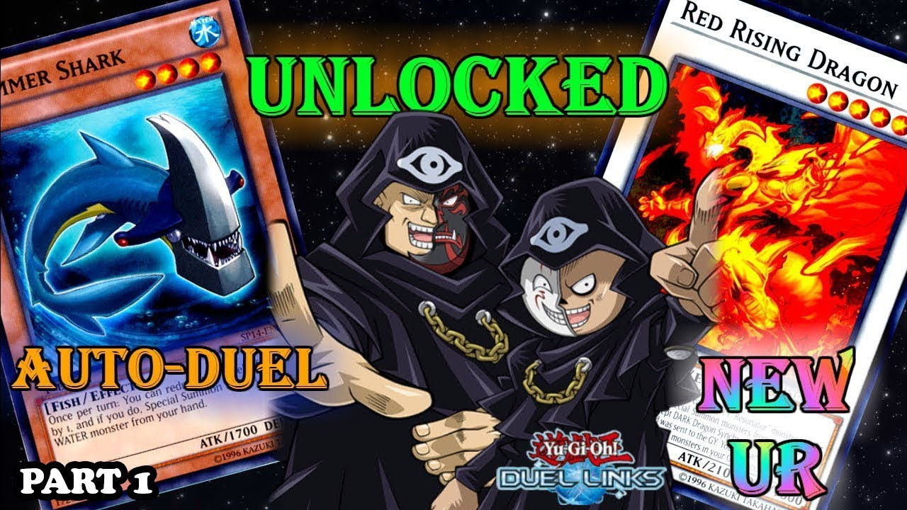 Leo Duel Links Unlock