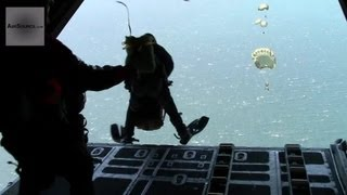 Air Force Pararescue Jumpers in MC-130P Combat Shadow | AiirSource