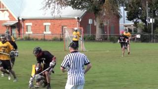 State League Lacrosse - Eltham vs Malvern on 10 May 2014