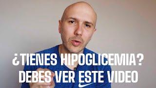 ¿Tienes Hipoglicemia? Debes Ver este video - Dr Carlos Jaramillo