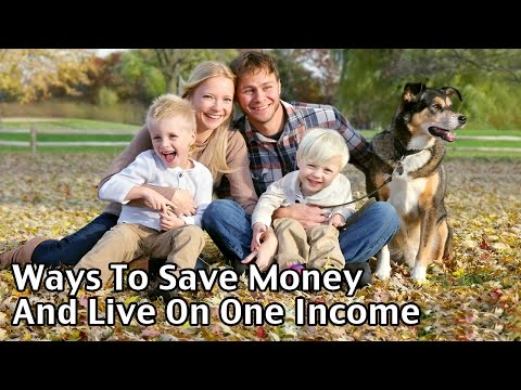 ways-to-save-money-and-live-on-one-income