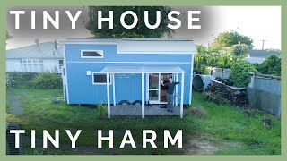 Use Less and Find Happiness | Tiny Homes | Better Ancestors Ep. 4