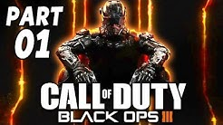 Let's Play Call of Duty Black Ops 3 Gameplay German Deutsch Part 1 - Undercover Befreiungsaktion